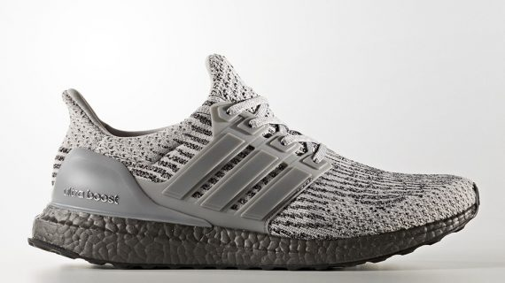 "The adidas Ultra Boost 3.0 ""Triple Grey"" is expected to release on August 30th, 2017"